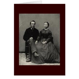 The Buchner historic photo Card