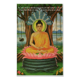 the-buddha poster