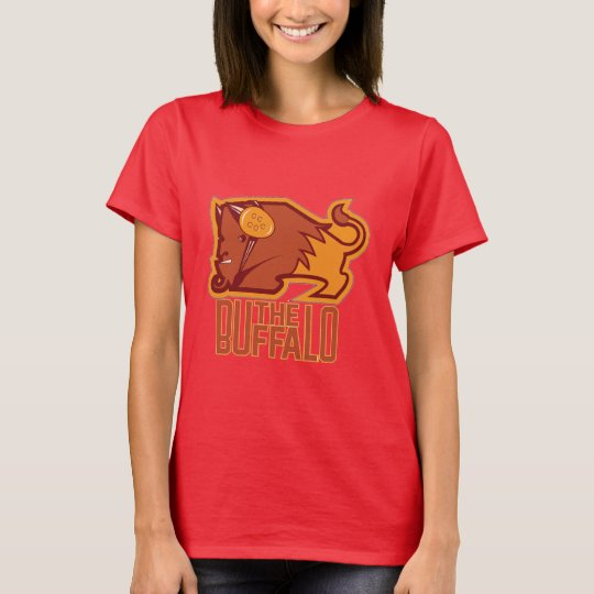 The Buffalo (Light Design) Women's T-Shirt