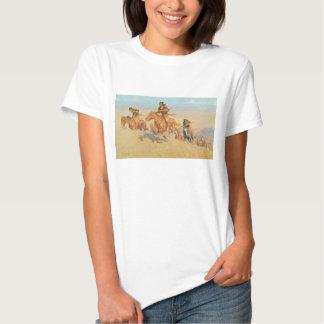 The Buffalo Runners, Big Horn Basin by Remington Shirts