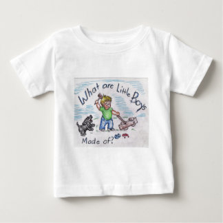 The Builder (2) Baby T-Shirt