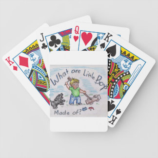 The Builder (2) Bicycle Playing Cards