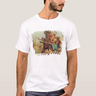 The Building of the Trojan Horse, c.1760 T-Shirt