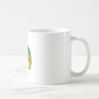 THE BULL PURSUIT COFFEE MUG