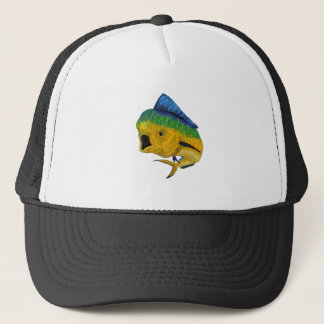 THE BULL PURSUIT TRUCKER HAT