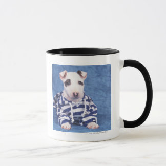 The Bull Terrier is a breed of dog in the Mug