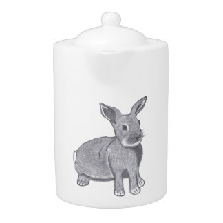 The Bunny...Teapot