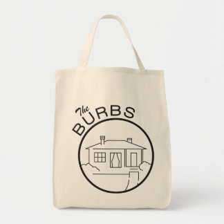 The Burbs Tote