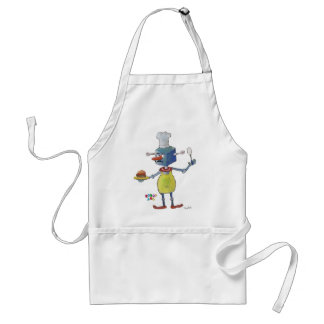 The Burger Chef Standard Apron