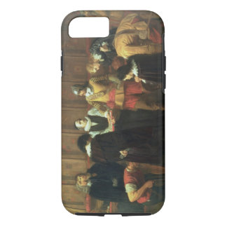The Burial of Charles I (1600-49) at St. George's iPhone 7 Case