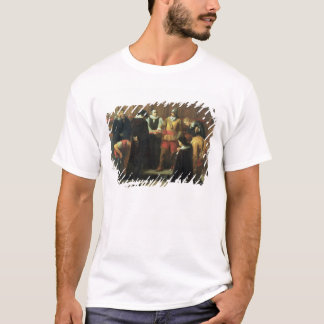 The Burial of Charles I (1600-49) at St. George's T-Shirt