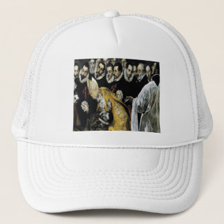 'The Burial of the Count of Orgaz' Trucker Hat