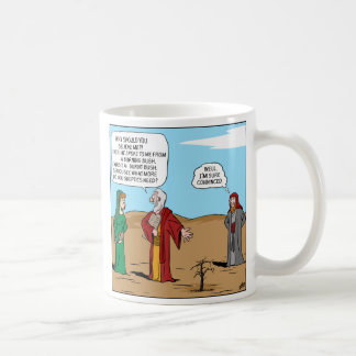 The Burning Bush Coffee Mug