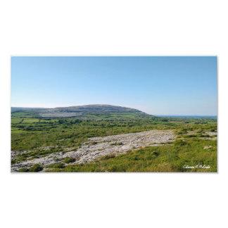 The Burren, Clare, Ireland Photo Print
