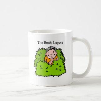 The Bush Legacy Basic White Mug