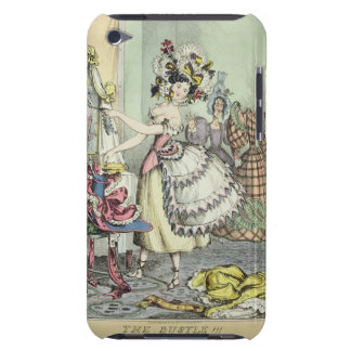 The Bustle published by Thomas McLean London co Barely There iPod Cover
