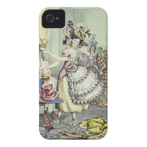 The Bustle, published by Thomas McLean, London (co Case-Mate iPhone 4 Cases