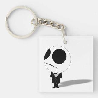 The Butler Acrylic Keychain