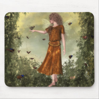 The Butterfly Fairy Mousepad