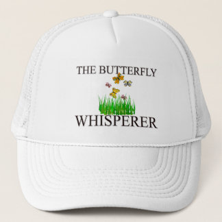 The Butterfly Whisperer Trucker Hat