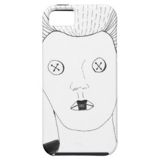 The Button Queen iPhone 5 Covers