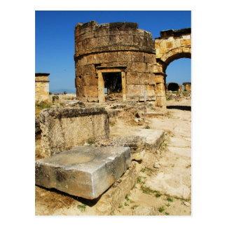 THE BYZANTINE GATE - Hierapolis Postcard