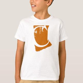 "The ""C"" tee by orangeBoarder™"