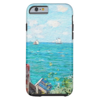 The Cabin At Saint-Adresse Tough iPhone 6 Case