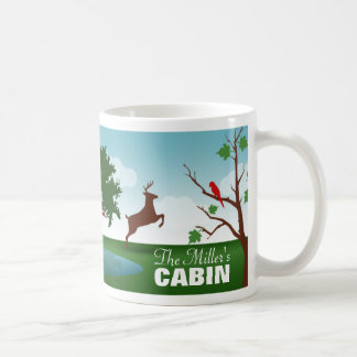 The Cabin - Country Life Personalized Mug
