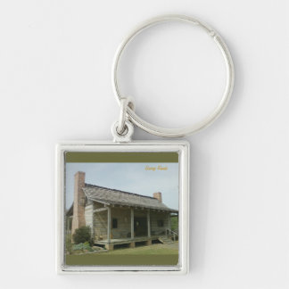 The Cabin Keychain