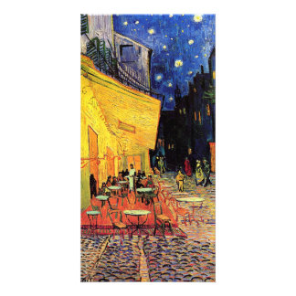 The Cafe Terrace in Arles, at Night - van Gogh Picture Card