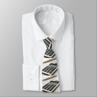 """The Calculator"" Tie"