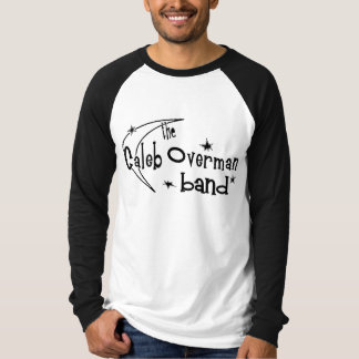 The Caleb Overman Band T-Shirt