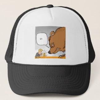 The California Bear Trucker Hat