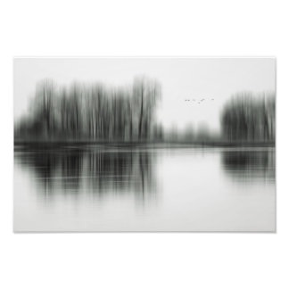 The call of the game geese photo print