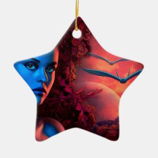 The Calling Ceramic Ornament