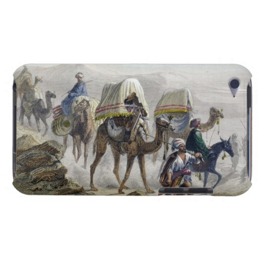 The Camel Train, from 'Constantinople and the Blac iPod Touch Cases
