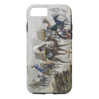 The Camel Train, from 'Constantinople and the Blac iPhone 7 Case