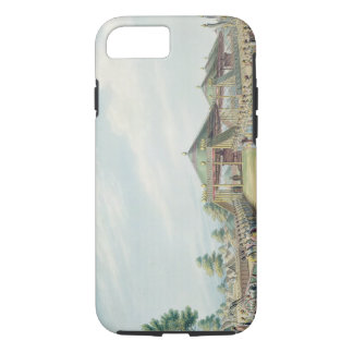 The Camp at Daud-Pascia, pub. by William Watts, 18 iPhone 7 Case