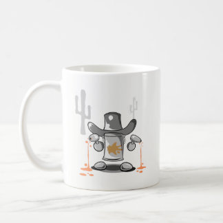 The Can ( cowboy ) Coffee Mug