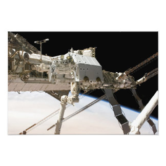 The Canadian-built Dextre robotic system 3 Photo Print