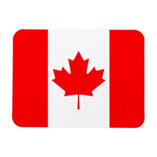The Canadian Flag, Canada Rectangular Photo Magnet
