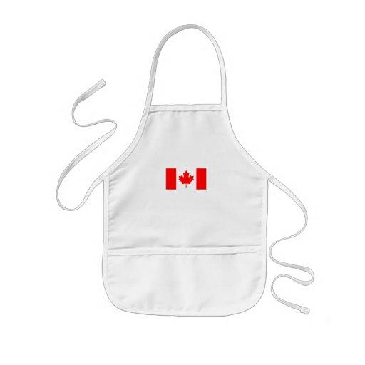 The Canadian Flag - Canada Souvenir Apron
