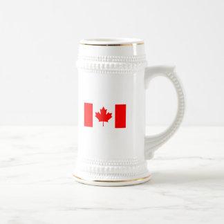 The Canadian Flag - Canada Souvenir Beer Stein