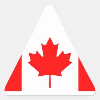The Canadian Flag - Canada Souvenir Sticker