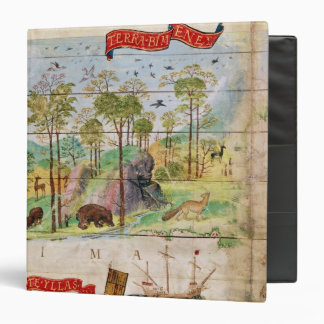 The Canadian Forest 3 Ring Binder