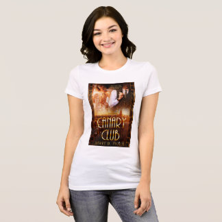 The Canary Club Book Cover tee