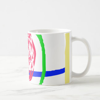 The Candle and Lightning Coffee Mug