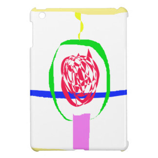 The Candle and Lightning iPad Mini Cover