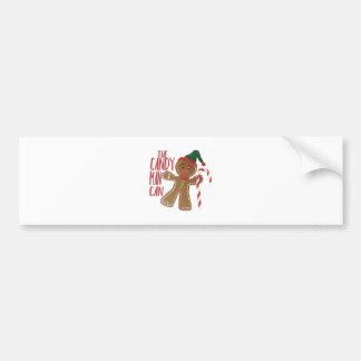 The Candy Man Bumper Sticker